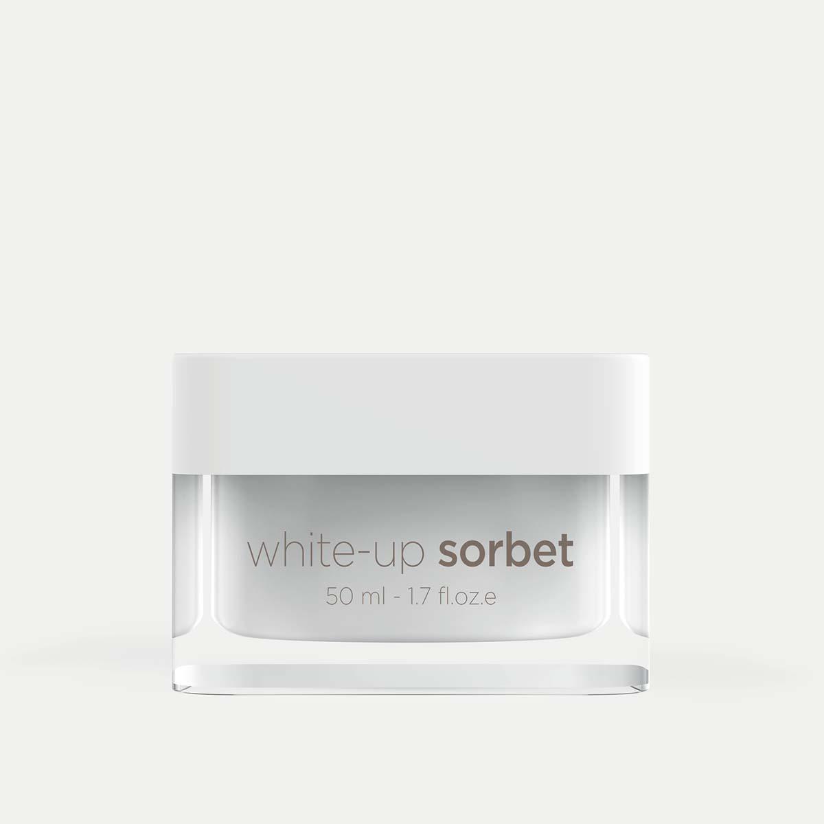 eKSeption white-up sorbet